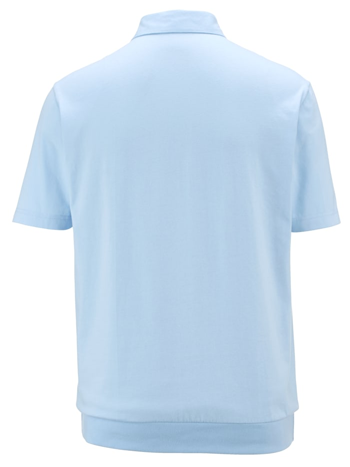 Poloshirt met borstzakken