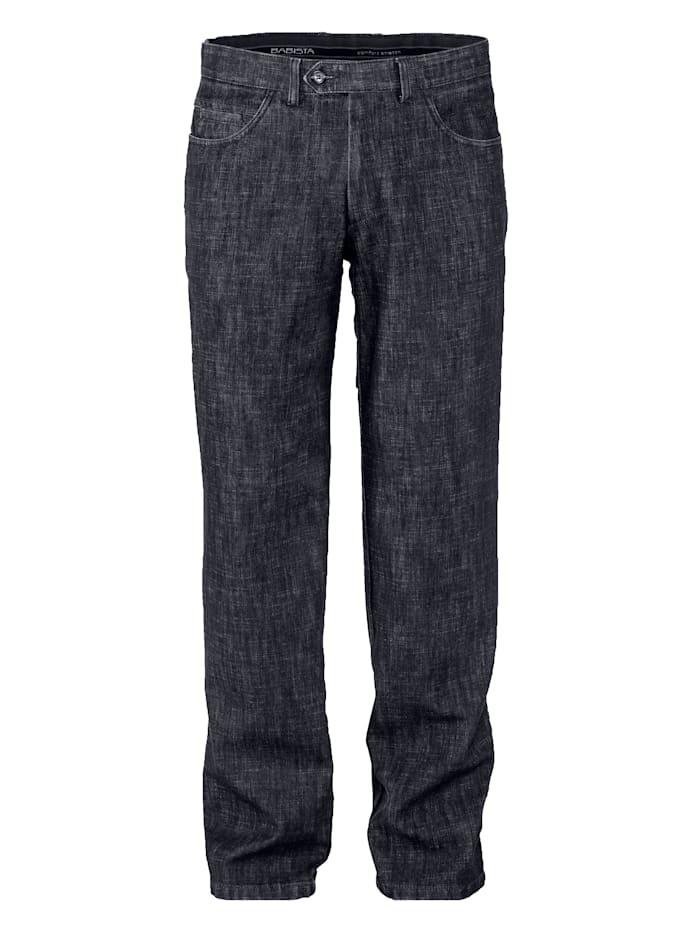 BABISTA Jeans in Stretch-Qualität, Dunkelblau