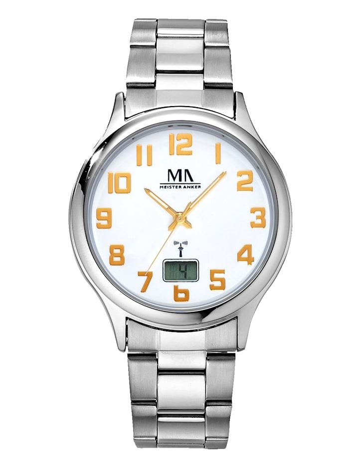 Meister Anker Pánské hodinky, Stříbrná