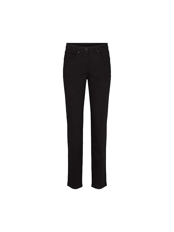 LauRie Jeans Christie im klassischen Design, Black