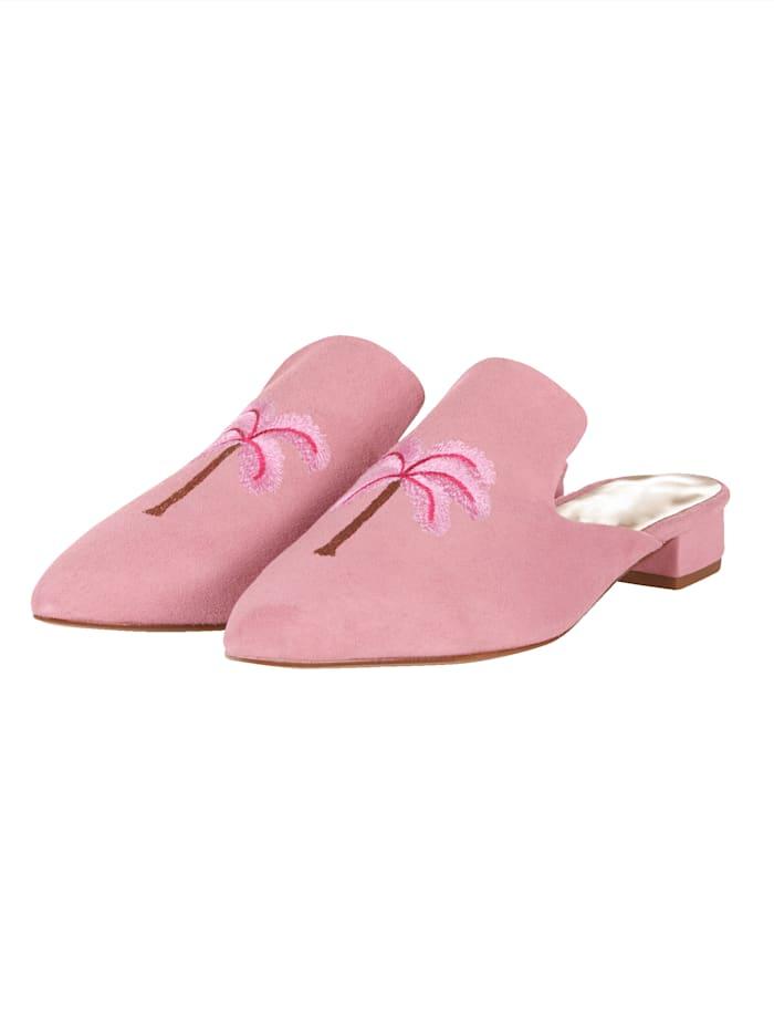 Fabienne Chapot Slipper, Rosé
