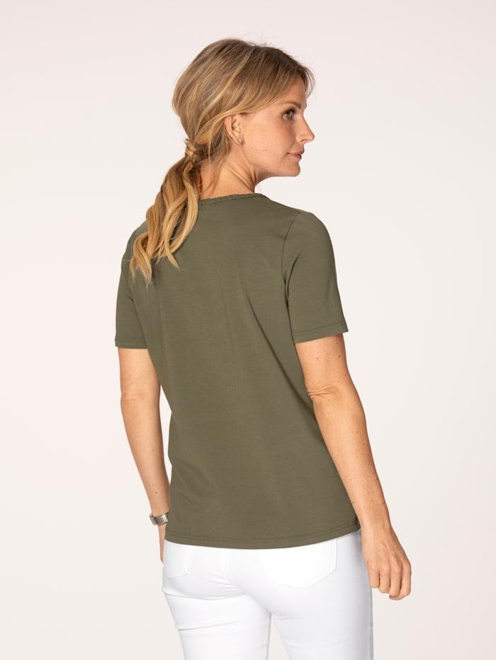 T-shirt en coton pima