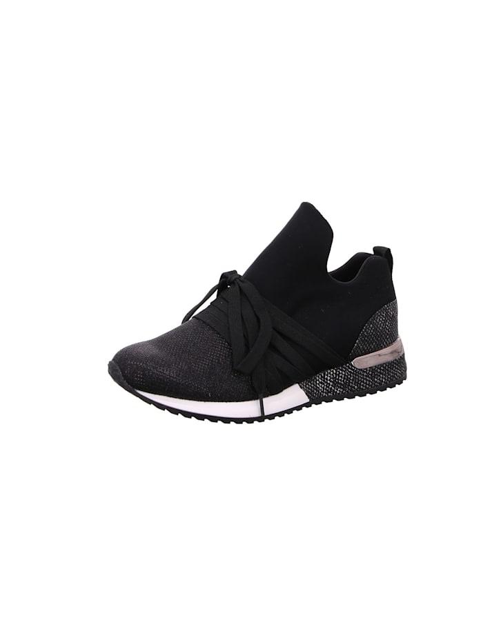 La Strada Sneakers, schwarz