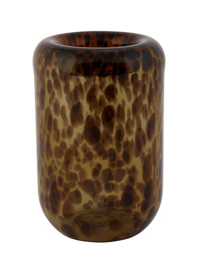 IMPRESSIONEN living Vase, Leo, braun