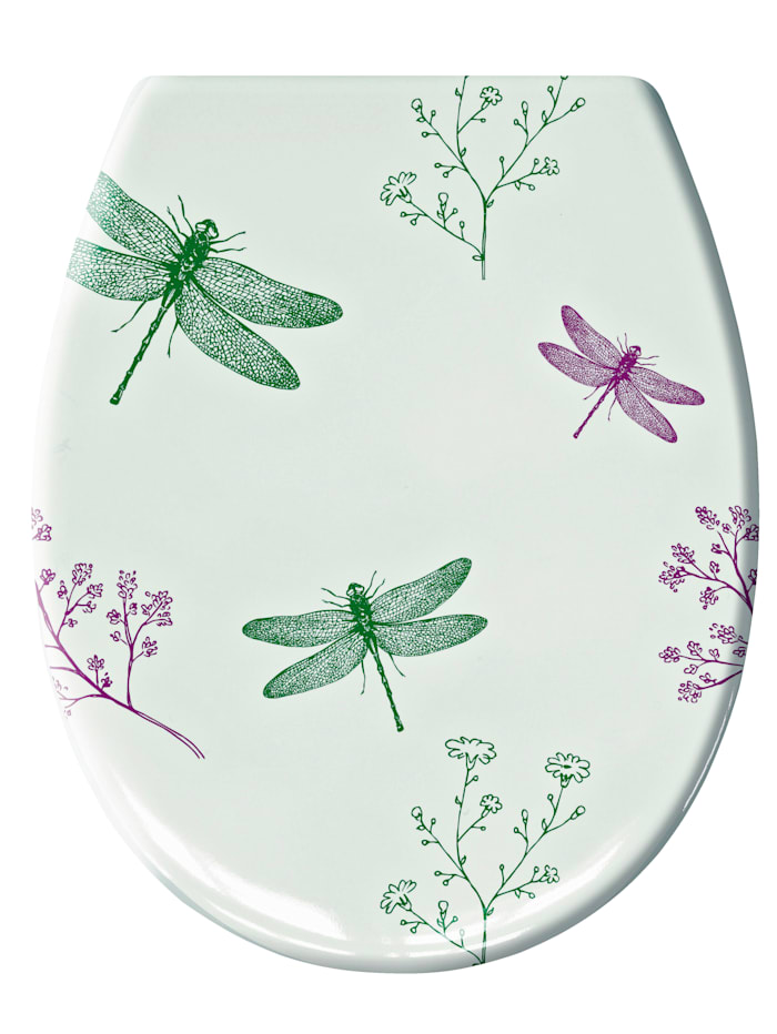 Kleine Wolke WC-sits –Scarlett, flerfärgad