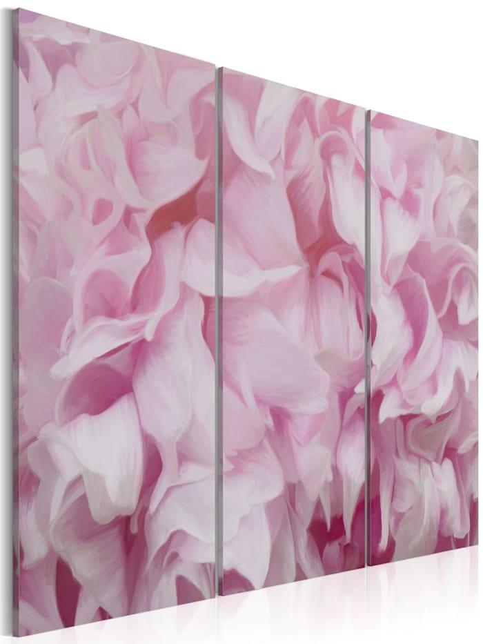 artgeist Wandbild Azalee in rosa, rosa