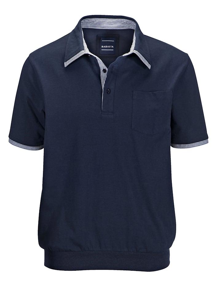 BABISTA Shirt, Marine