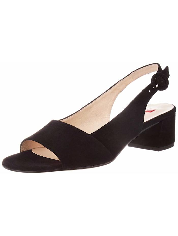 Högl Sandale, schwarz