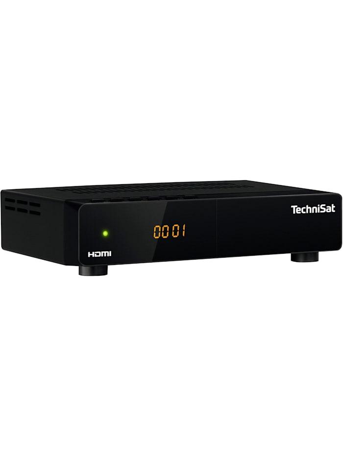 TechniSat Sat-Receiver HD-S 222, Schwarz