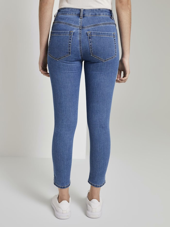 Kate Skinny Jeans mit kurzen Seitenschlitzen
