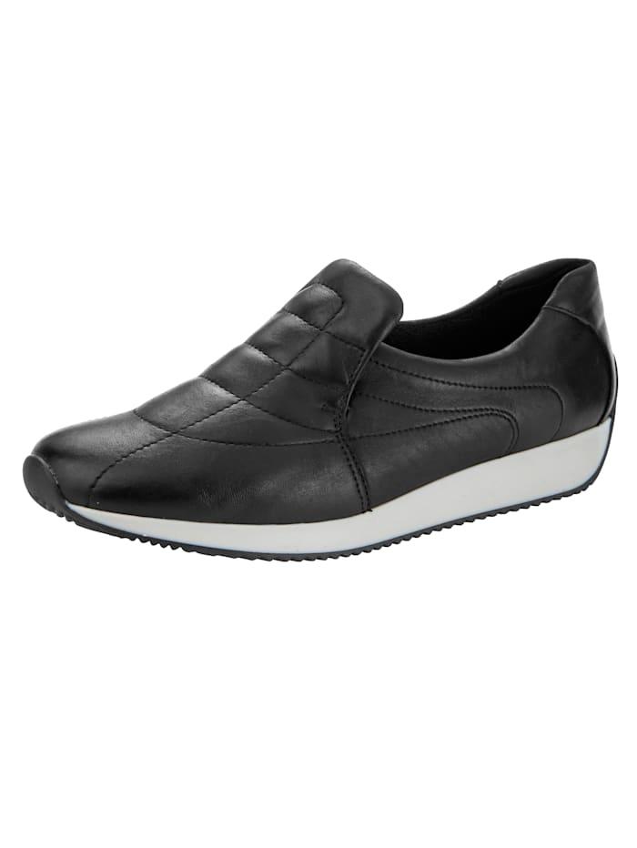 Ara Slip-on shoes, Black