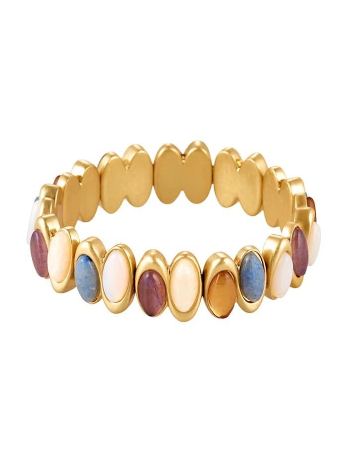 SENCE COPENHAGEN Armband, Gelbgoldfarben
