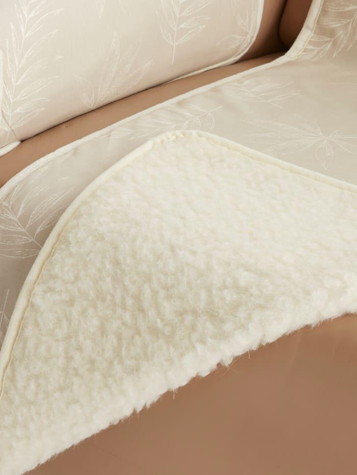 Möbel-Schoner aus Schurwolle