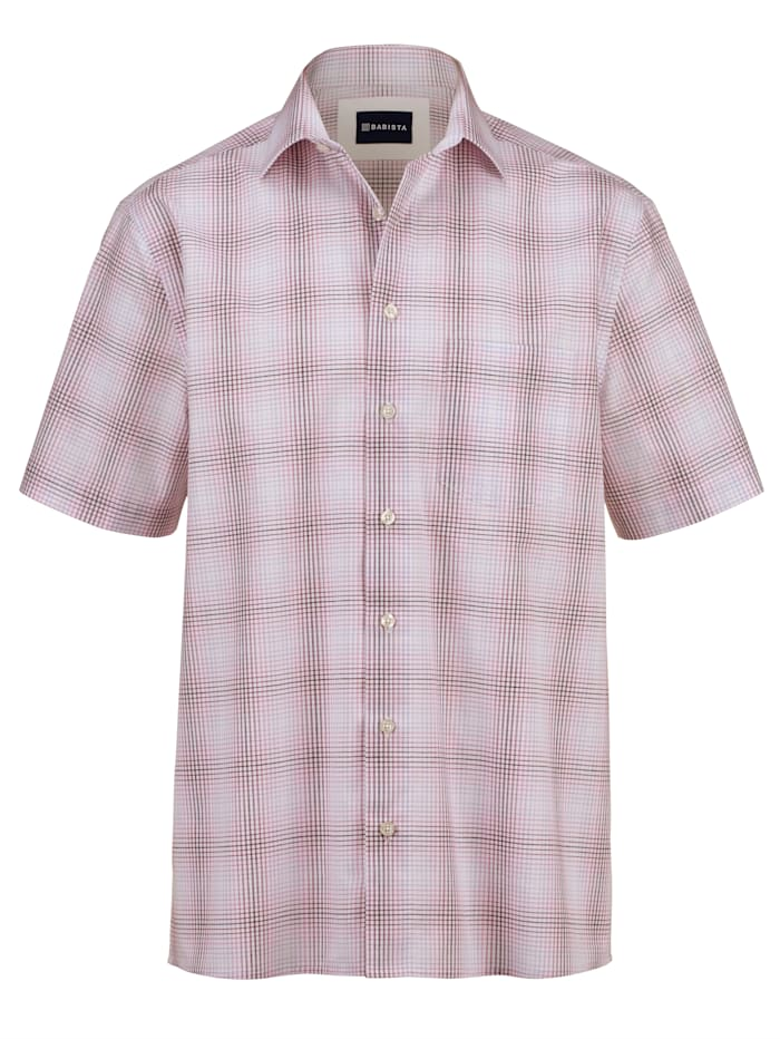 BABISTA Overhemd van strijkarm materiaal, Roze