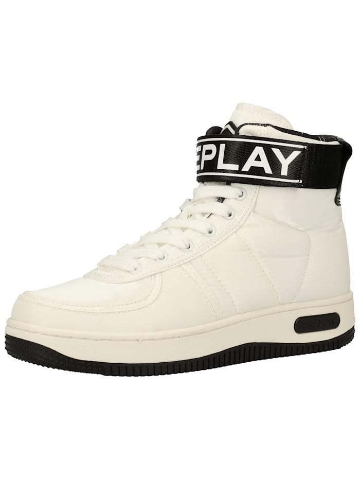 REPLAY REPLAY Sneaker, Weiß