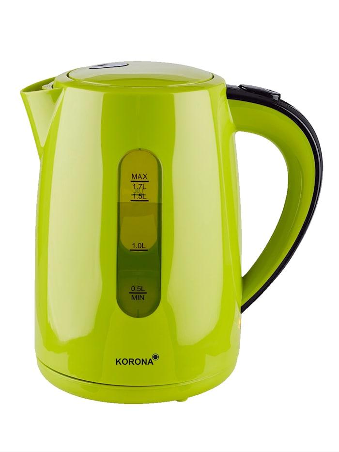 Korona Wasserkocher 20133, 1,7 Liter, grün, grün