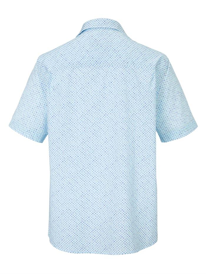 Hemd rundum bedruckt