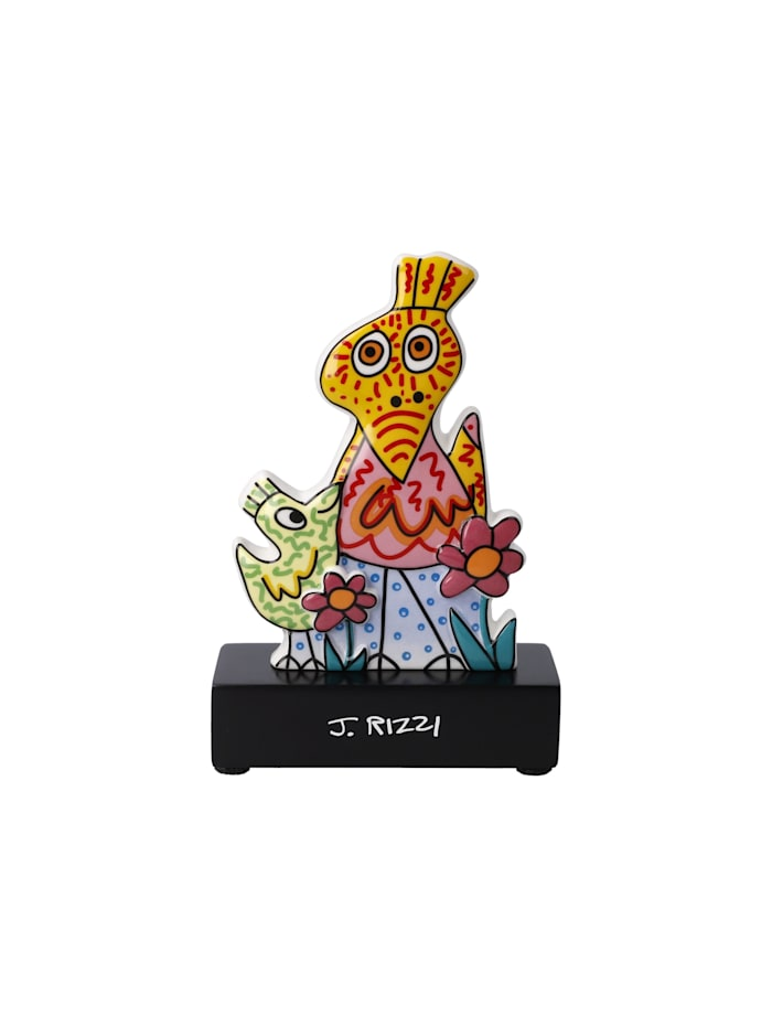 "Goebel Goebel Figur James Rizzi - ""Mommy is the best"", Bunt"