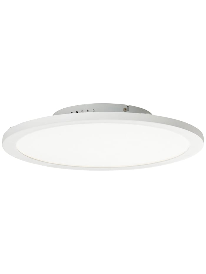 Brilliant Abie LED Deckenaufbau-Paneel 40cm weiß, weiß
