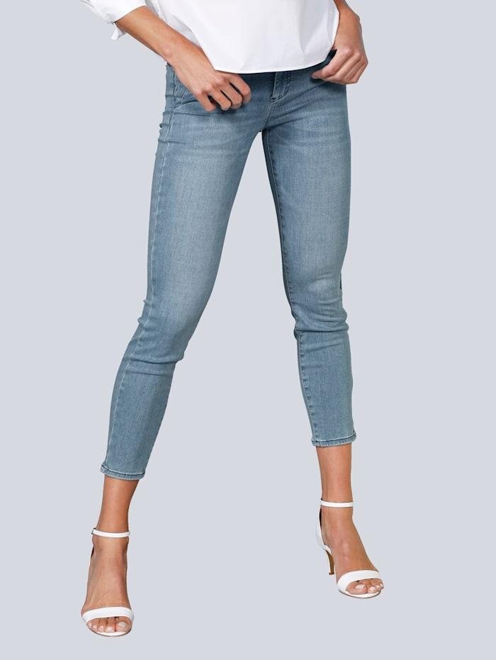 BRAX Jeans in schmaler Form, Blau