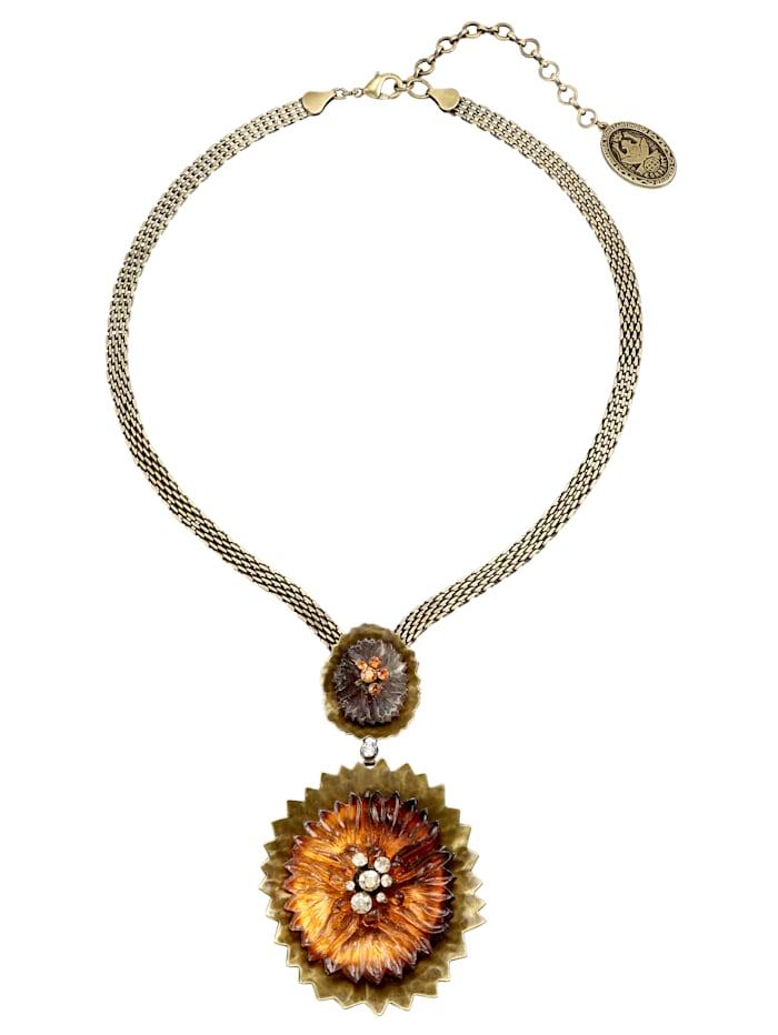 Collier mit Swarovski-Kristallen 5450543497051