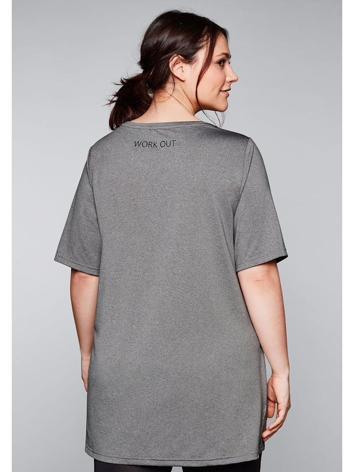 Funktionslongshirt mit atmungsaktiver, schnelltrocknender Funktion