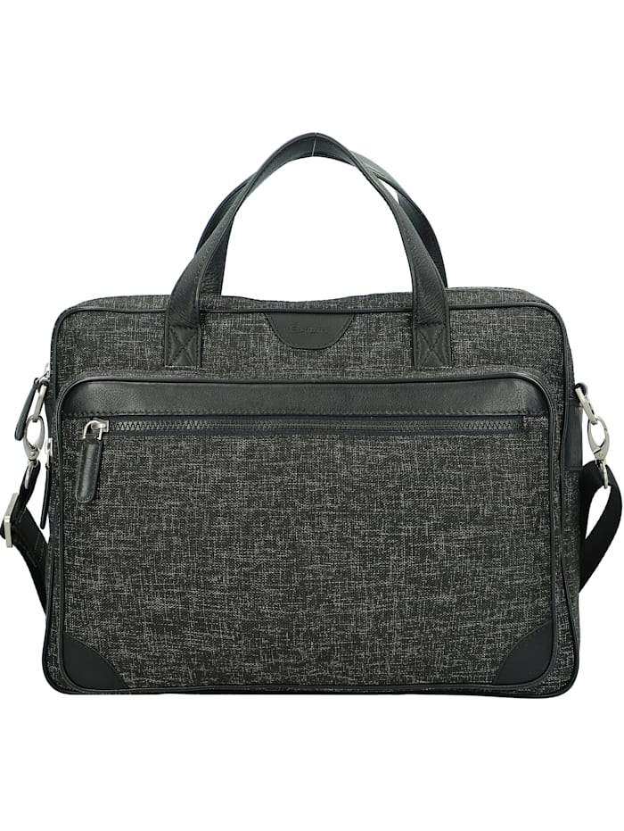 Esquire Recycled life Aktentasche 38 cm Laptopfach, anthrazit