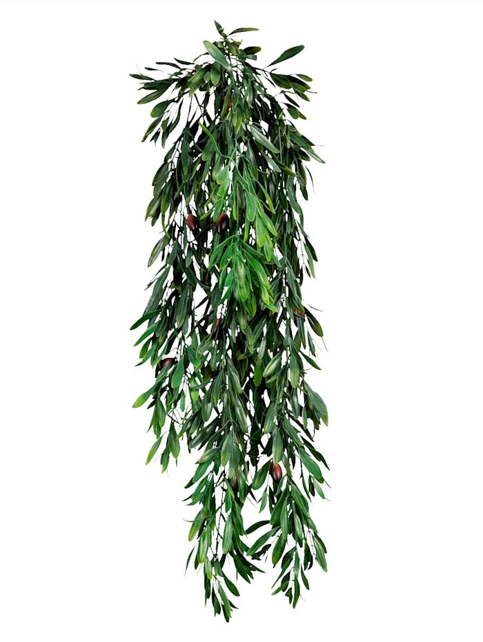 Olivenblatthänger