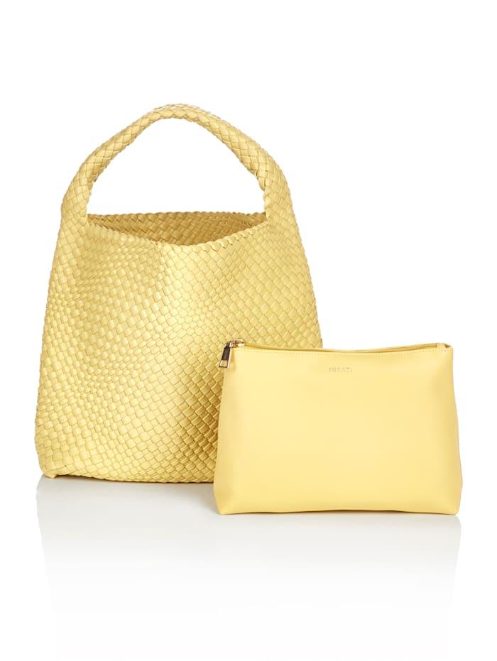 INYATI Hobo-Bag, Zitronengelb
