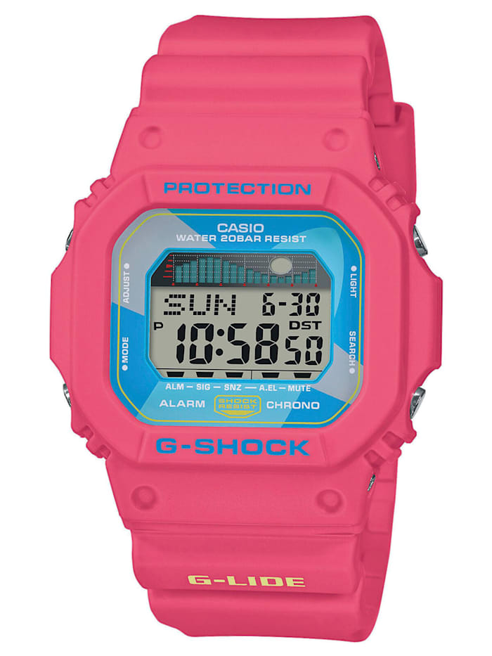 Casio G-Shock Digitaluhr, Anthrazit