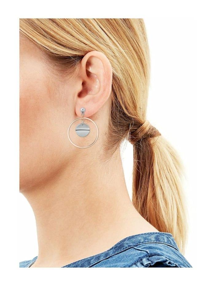 Ohrring für Damen IP Rose Beschichtung