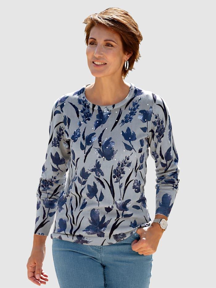 Pullover mit schönem Druck