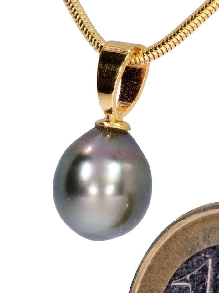 Perle Anhänger 925 Silber