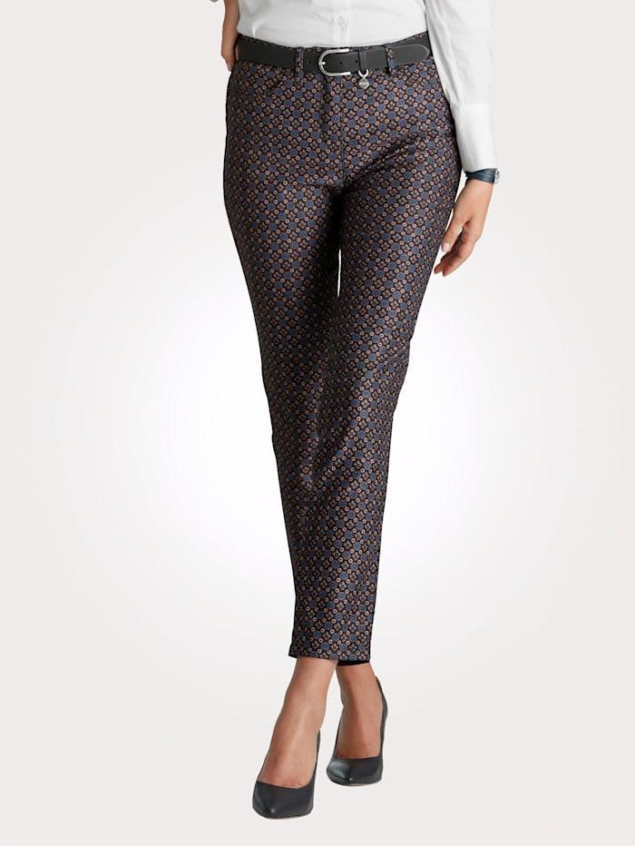 Print Trousers