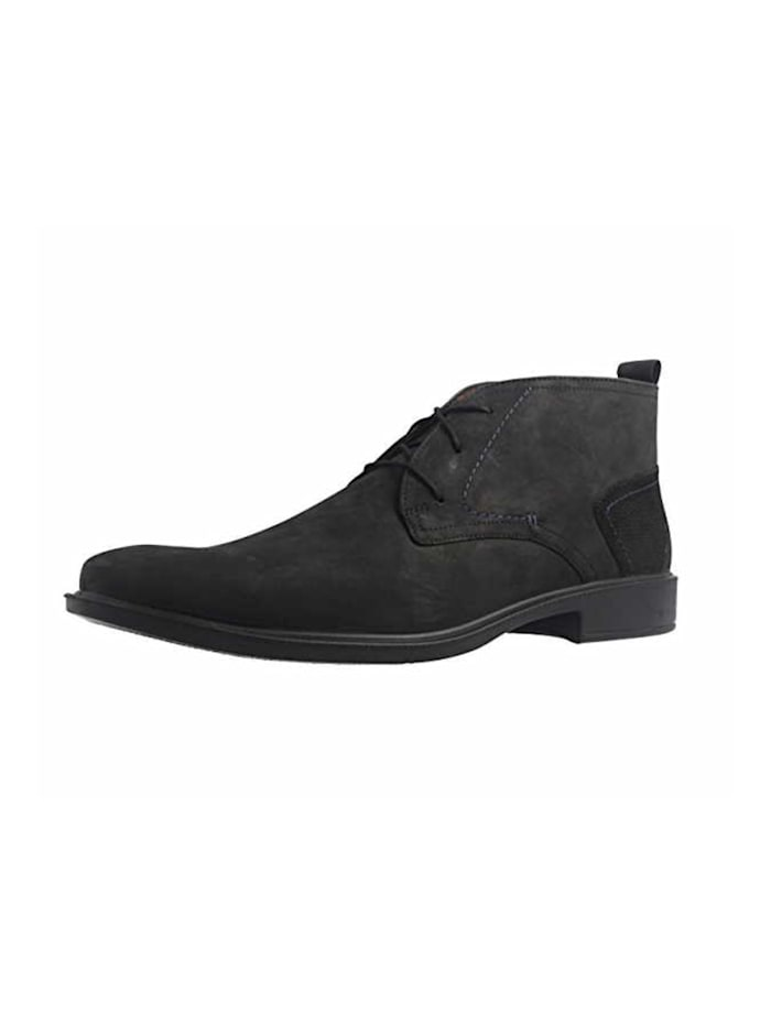 Jomos Herren Stiefel in schwarz, schwarz