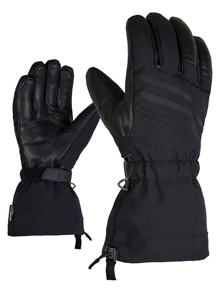 Ziener GLYR AS(R) PR glove ski alpine, Black