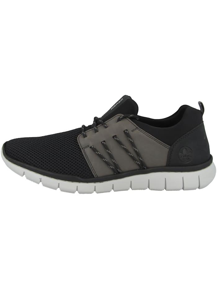 Rieker Sneaker low B8784, schwarz