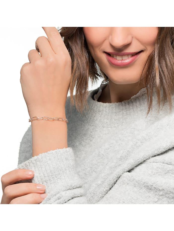 JETTE Damen-Armband Armband+Charm 925er Silber