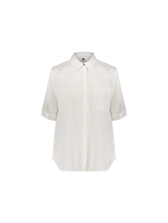 TOMMY HILFIGER Unifarben Hemden, weiß