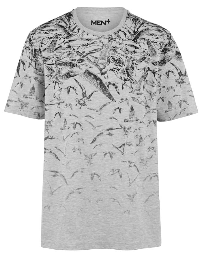 Printtikuvioitu T-paita
