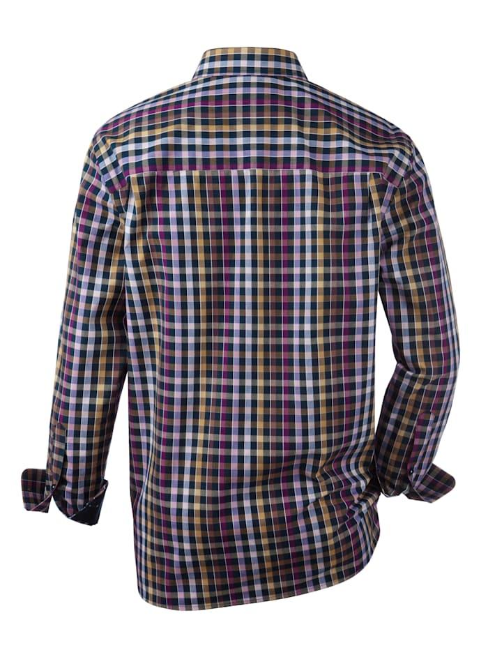 Hemd in verschiedenen Dessins