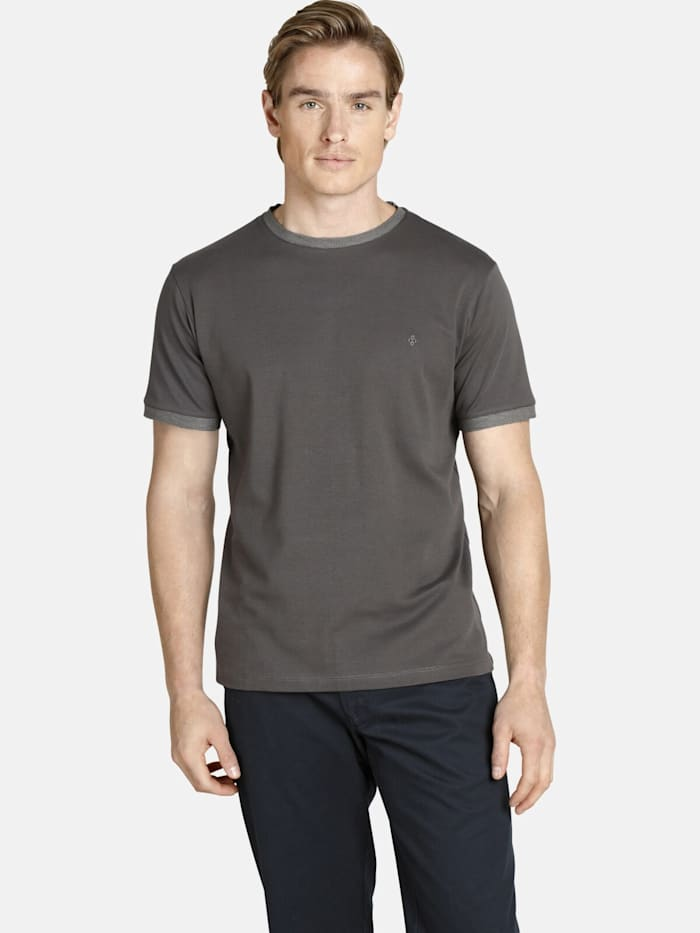 Charles Colby Charles Colby T-Shirt DUKE ENNE, grau