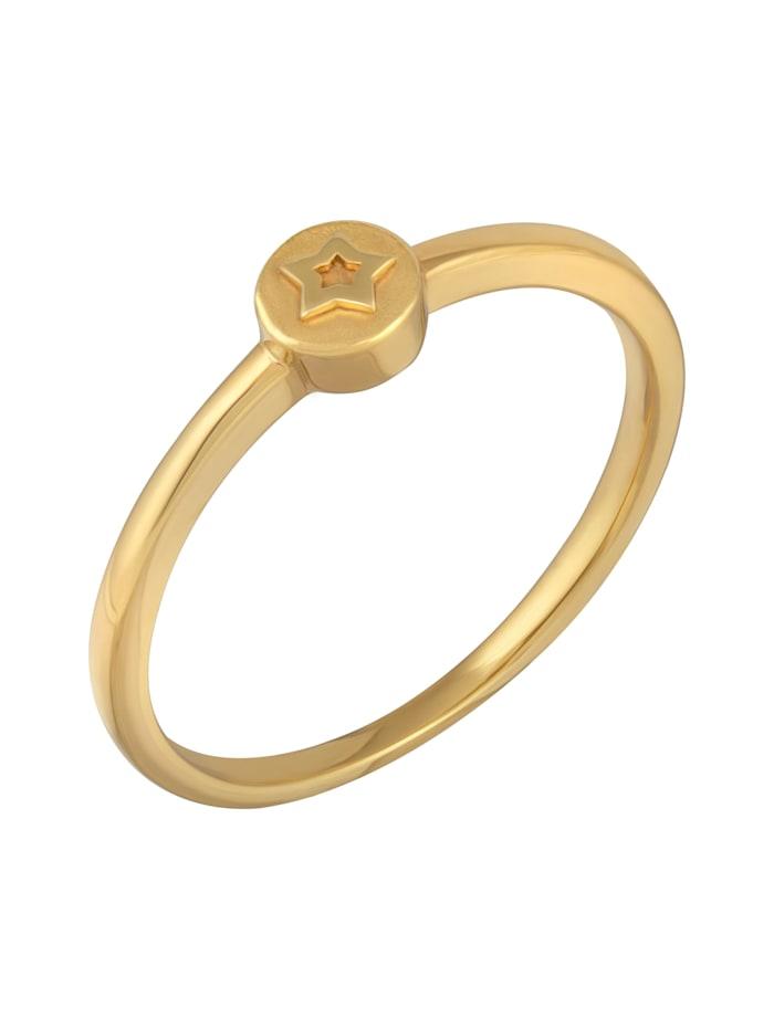 Ring 925/- Sterling Silber ohne Stein Glänzend