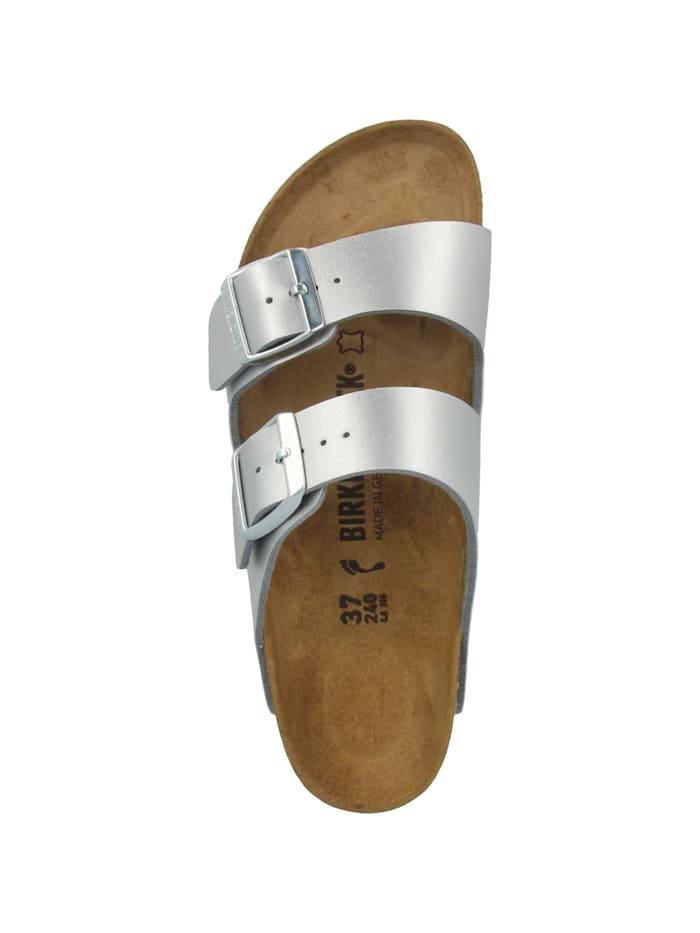 Sandale Arizona Birko-Flor schmal