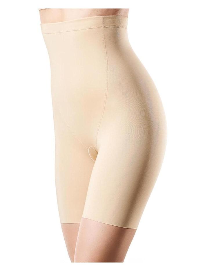 Susa Miederhose mit Bein, toffee