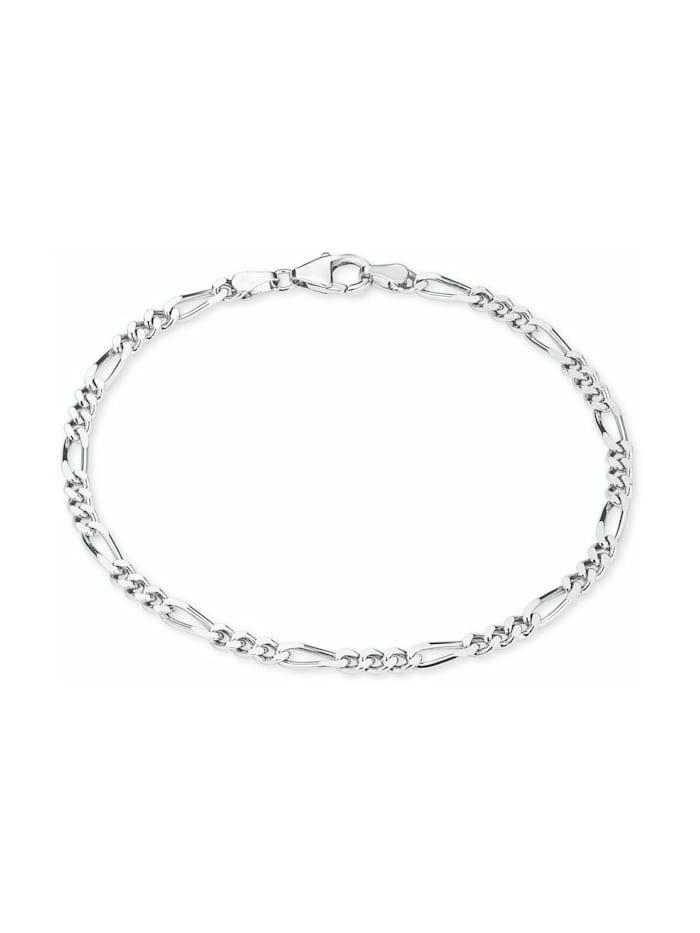 amor Armband Unisex, Sterling Silber 925, Silber