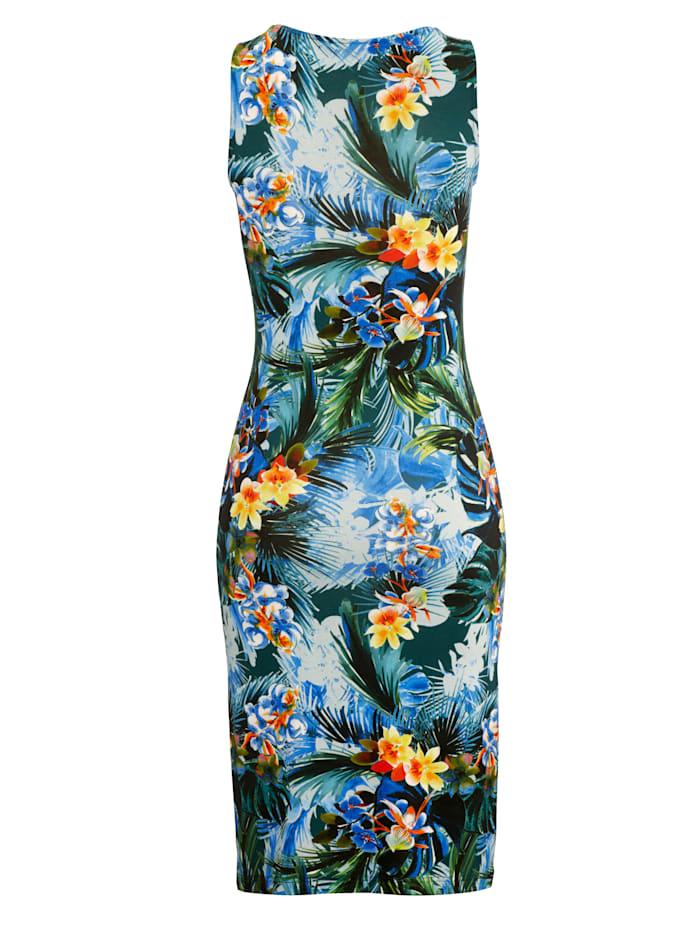 Strandkleid mit Zierperlen