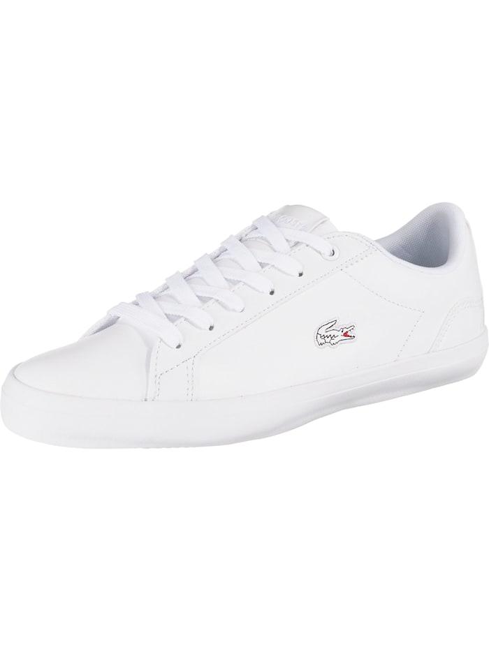 LACOSTE Lerond Sneakers Low, weiß