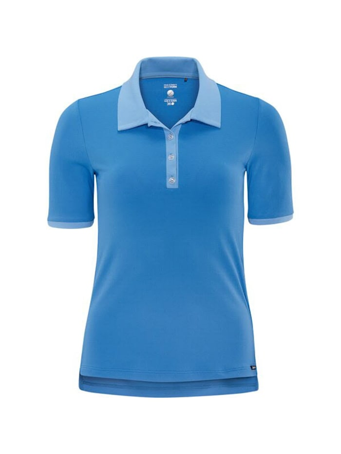 Schneider Sportwear Schneider Sportwear Poloshirt VEENUSW, Hellblau