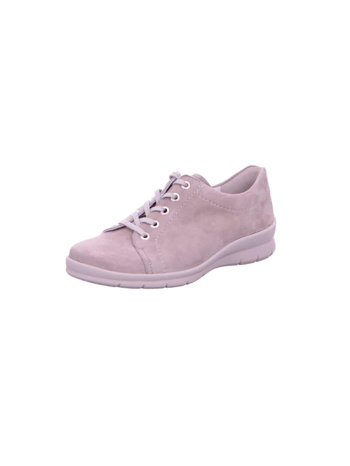 Semler Schnürschuhe, pink